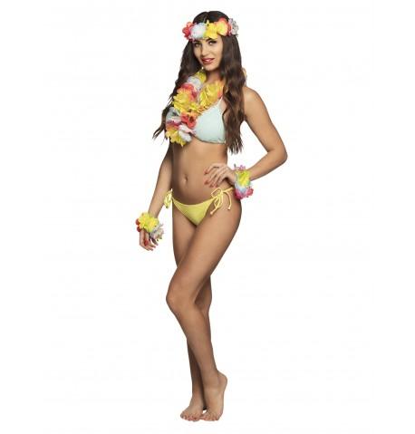 Kit Hawaï tropical adulte
