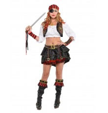 Kit pirate femme