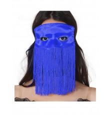 Loup bleu à frange adulte
