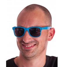 Lunettes blues bleue adulte