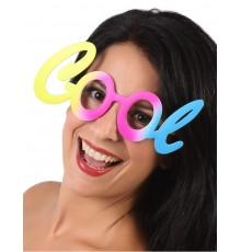 Lunettes Cool pastel adulte