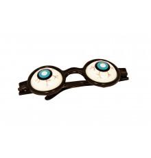Lunettes yeux globuleux