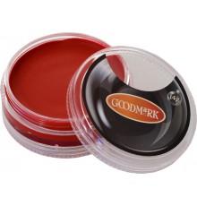 Maquillage à l'eau rouge 14 g