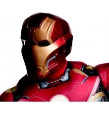 Masque 2 pièces Iron Man movie 2 adulte