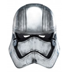 Masque carton plat Captain Phasma Star Wars VII