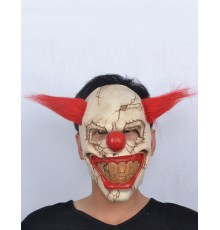 Masque clown méchant adulte Halloween