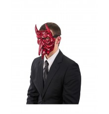 Masque diable adulte Hallowen