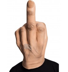 Masque doigt adulte