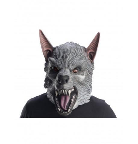 Masque en latex deluxe Ralph Rampage adulte
