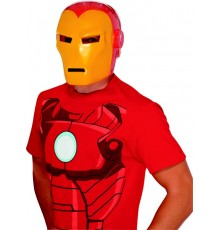 Masque Iron Man adulte