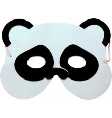 Masque panda enfant