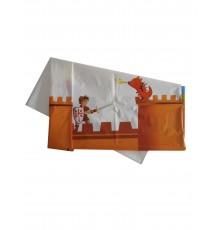 Nappe en plastique Chevalier 130 x 180 cm
