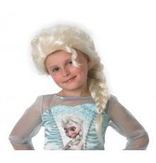 Perruque Elsa La Reine des neiges fille