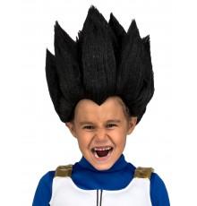 Perruque Vegeta Dragon Ball enfant
