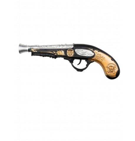 Pistolet sonore pirate 28 cm