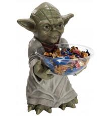 Pot à bonbons Maître Yoda Star wars