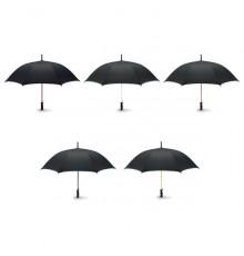 Parapluie Tempête en Pongée