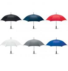 Parapluie Tempête Unicolore en Polyester