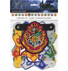 Bannière happy birthday Harry Potter  182 cm
