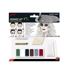 Kit maquillage pirate des mers femme
