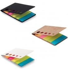 5 couleurs de marqueurs de page