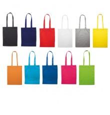 11 couleurs de sac shopping en coton