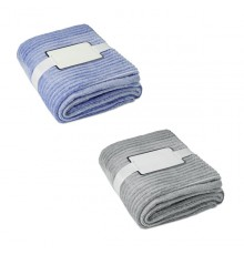 Couverture Rayure Flanelle