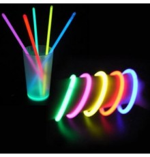 bracelets fluorescents mix
