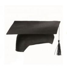 chapeau étudiant
