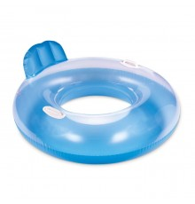 Bouée gonflable en PVC avec poingée