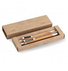 Parure de stylo en bambou