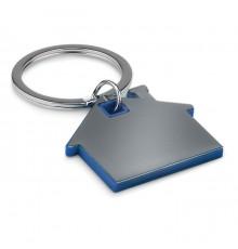 Porte-clés en acier inoxydable