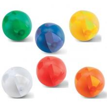 Ballon de plage avec divers coloris