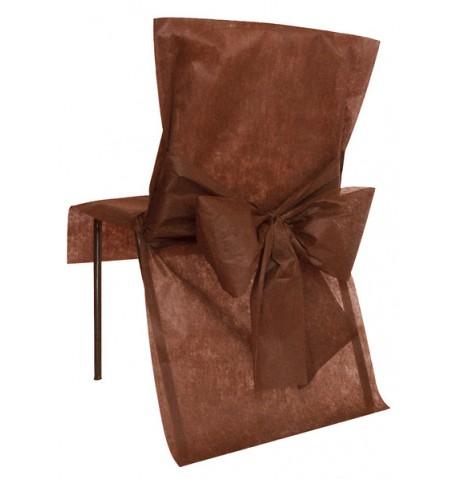 Lot de 10 Housses de chaise Premium