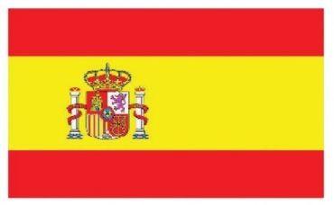 Drapeau Espagne 90 x 150 cm