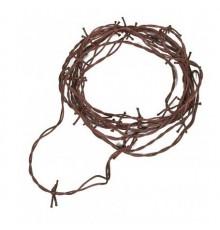 Faux fil barbelé en plastique