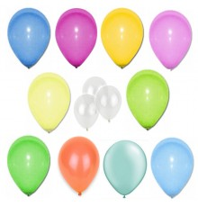 Paquet de 12 ballons 28 cm