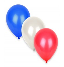 12 Ballons supporter Allemagne 27 cm