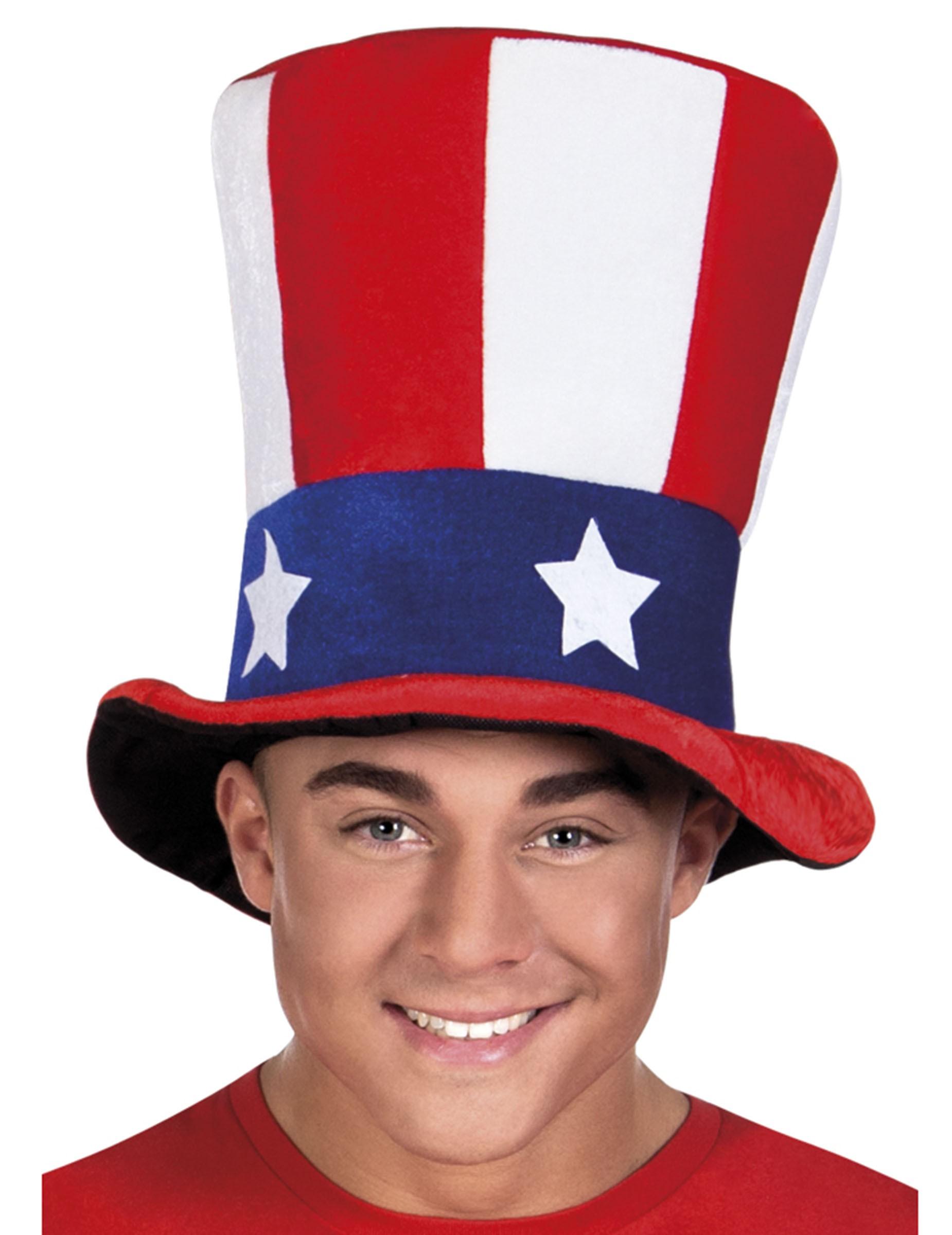 Chapeau Haut de Forme USA