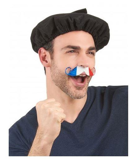 Fausse moustache France