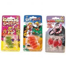 3 Bonbons Humoristique aux Goûts Divers