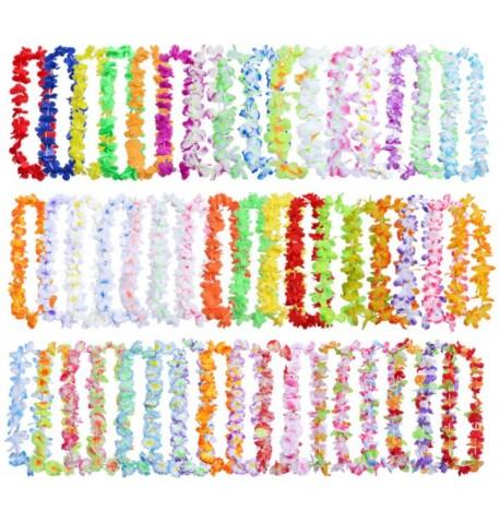 Collier de fleurs 55mm Mix