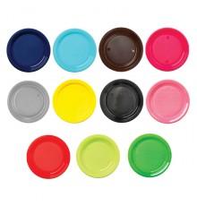 30 Assiettes en Plastique 22 cm