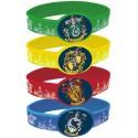 Paquet de 4 bracelets élastiques