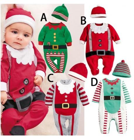 Déguisement de Noël pour Bébé Fille et Garçon