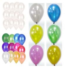 Lot de 50 Ballons métallisés