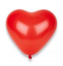 Pack de 50 ballons en forme de coeur