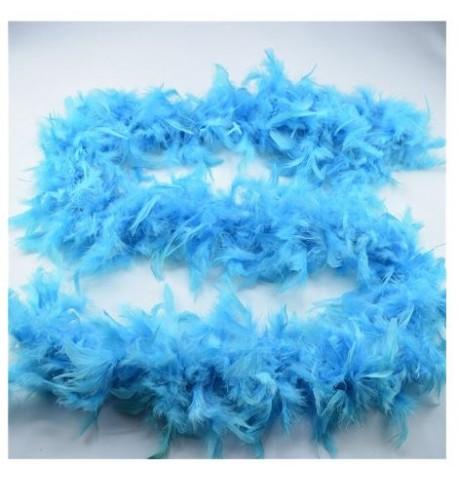 Boa 1m80 Bleu clair