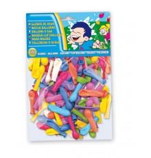 Lot de 100 Ballons Bombes à Eau Multicolore