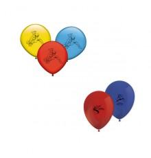 Sachet de 8 Ballons Spiderman en Latex